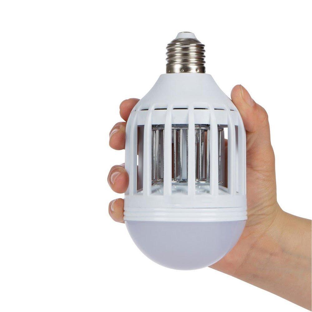 Led bug zap light and led bulb enerintel energy saving specialists led bug zap light and led bulb mozeypictures Gallery